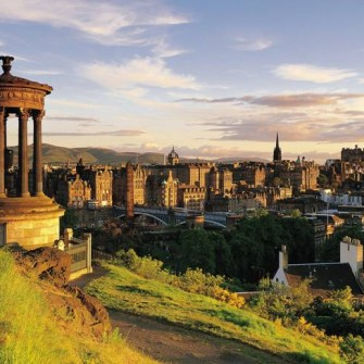 Escuela de Ingles en Edimburgo